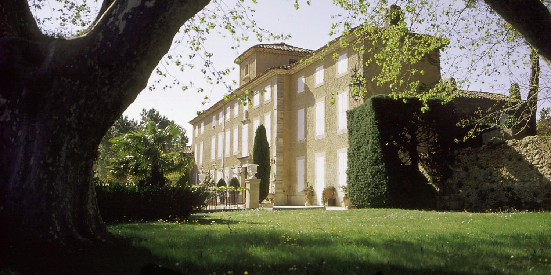 header Château Pesquié
