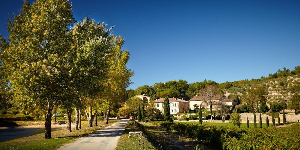 header Château Miraval