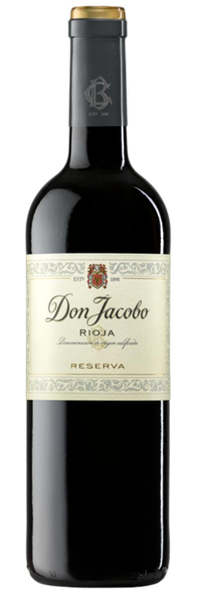 packshot Don Jacobo Reserva
