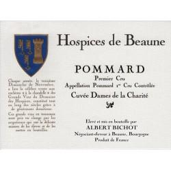 Les Hospices de Beaune Pommard 1er Cru Cuvée Dames de la Charité