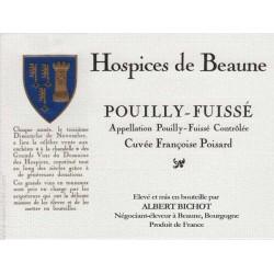 Les Hospices de Beaune Pouilly-Fuissé Cuvée Francoise Poisard