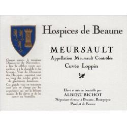 Les Hospices de Beaune Meursault Cuvée Loppin