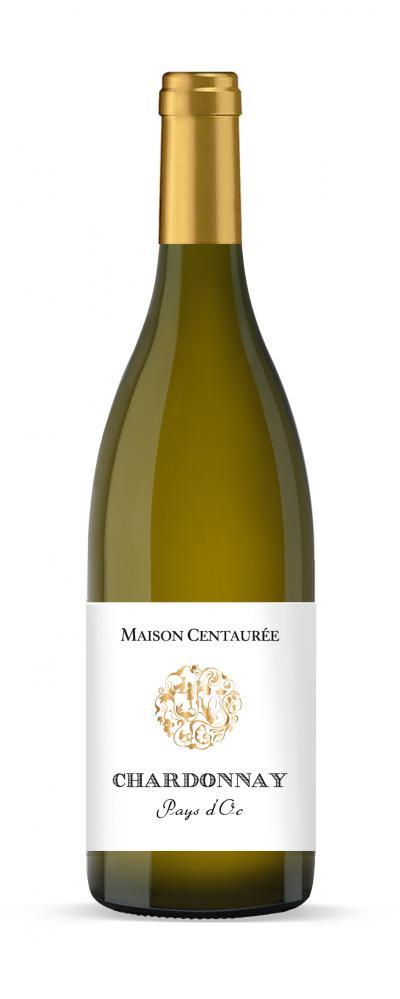 packshot Maison Centaurée Chardonnay