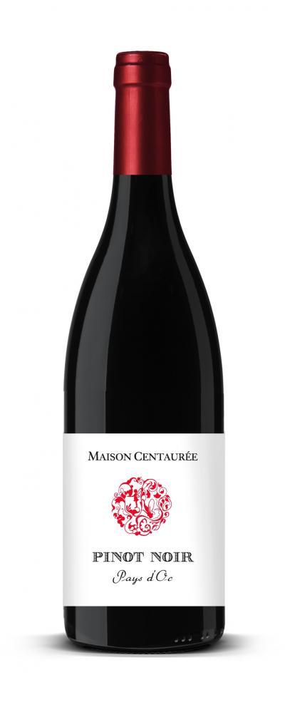 packshot Maison Centaurée Pinot Noir