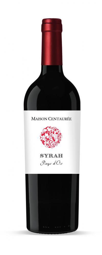 packshot Maison Centaurée Syrah