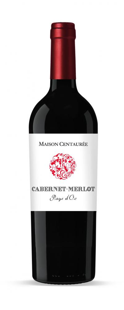 packshot Maison Centaurée Cabernet Merlot
