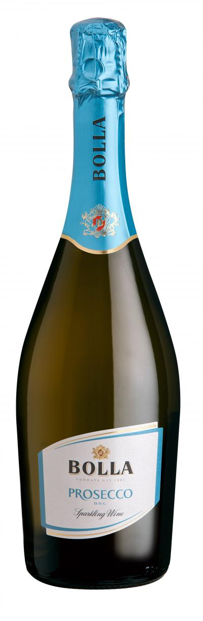 packshot Bolla Prosecco Spumante DOC Extra Dry