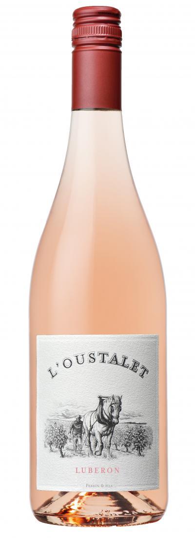 packshot L'Oustalet Luberon Rosé