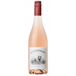 L'Oustalet Luberon Rosé