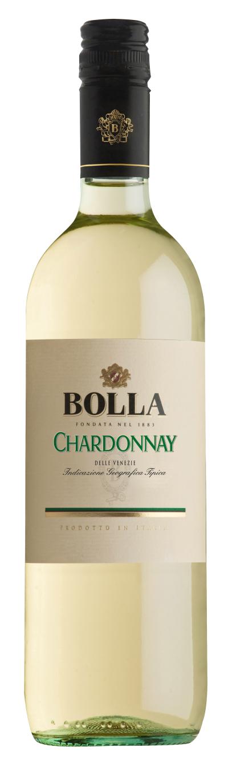 packshot Bolla Chardonnay delle Venezie IGT