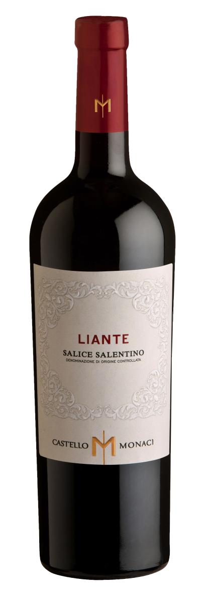 packshot Castello Monaci Liante Salice Salentino DOC
